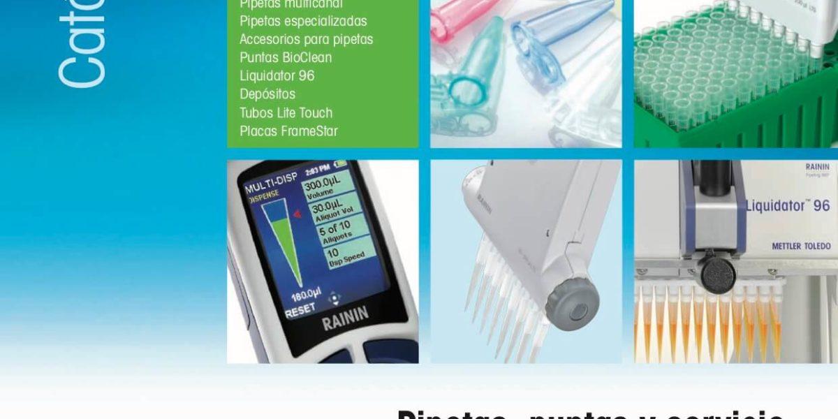Catálogo Rainin