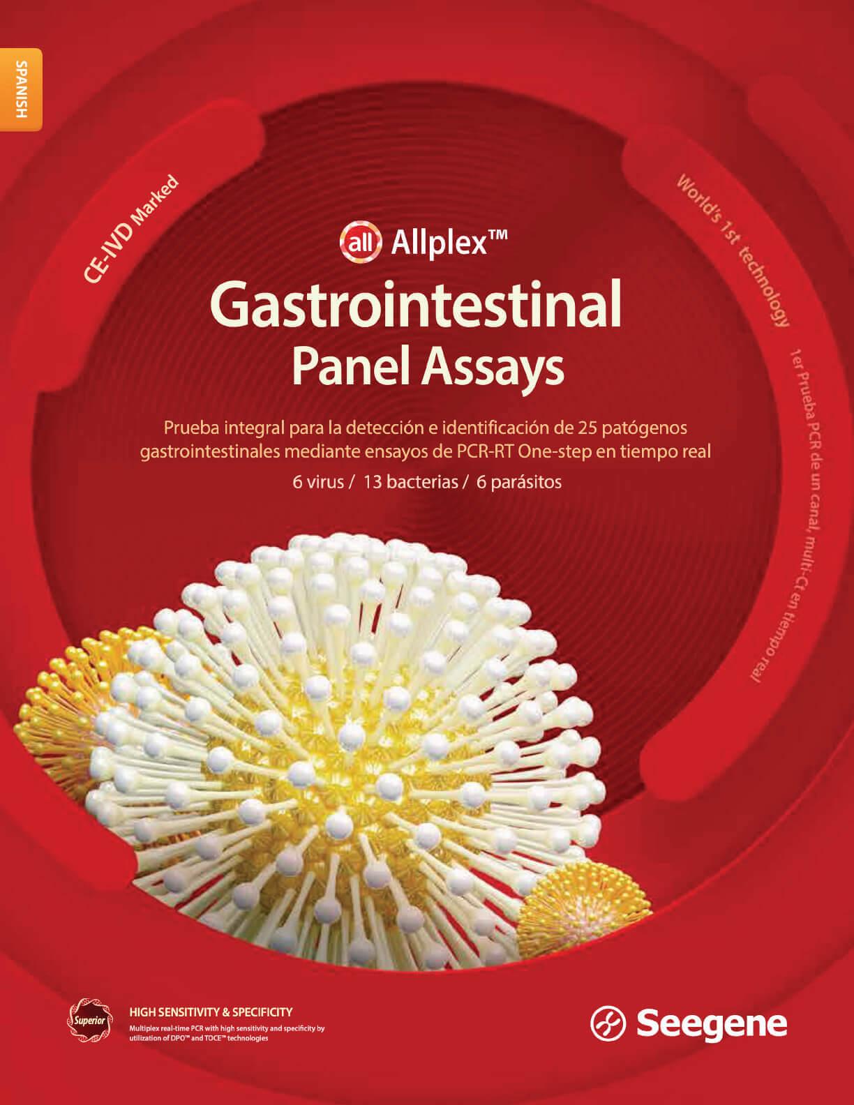 Gastrointestinal Panel Assays